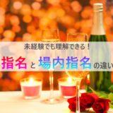 パーティーシーンのシャンパン