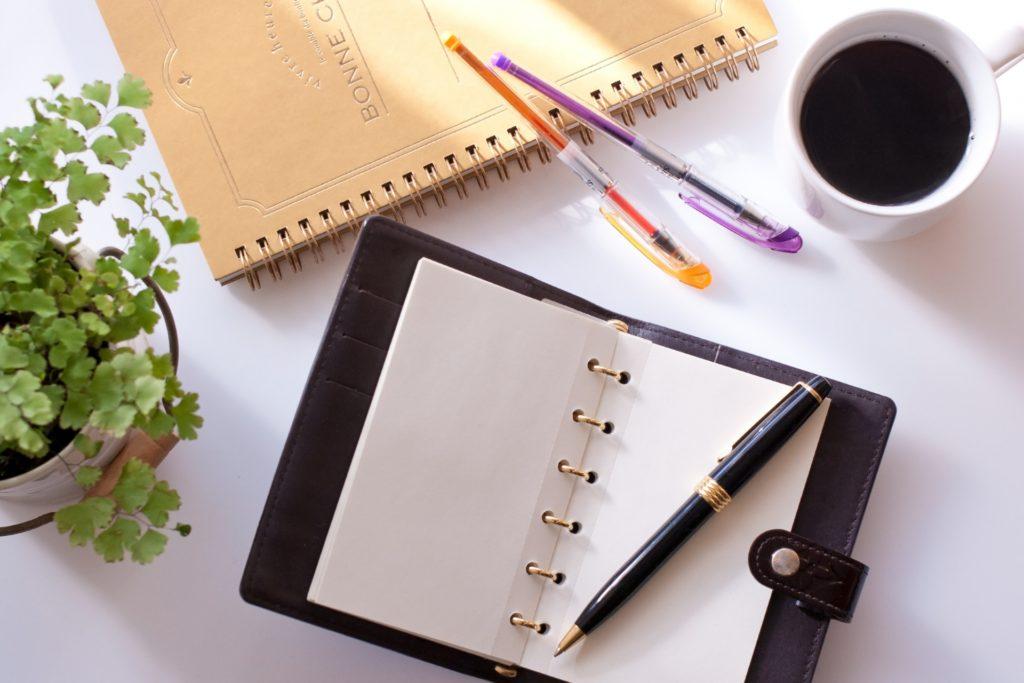 複数の筆記用具