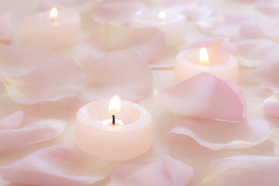pink.candle
