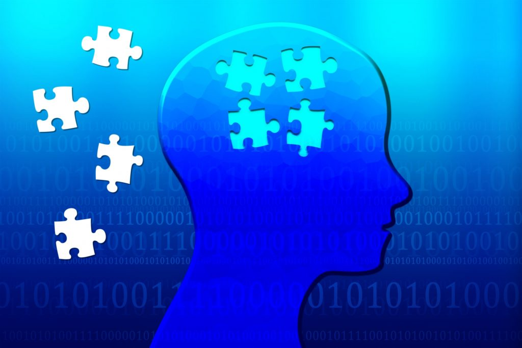 脳の中のパズル